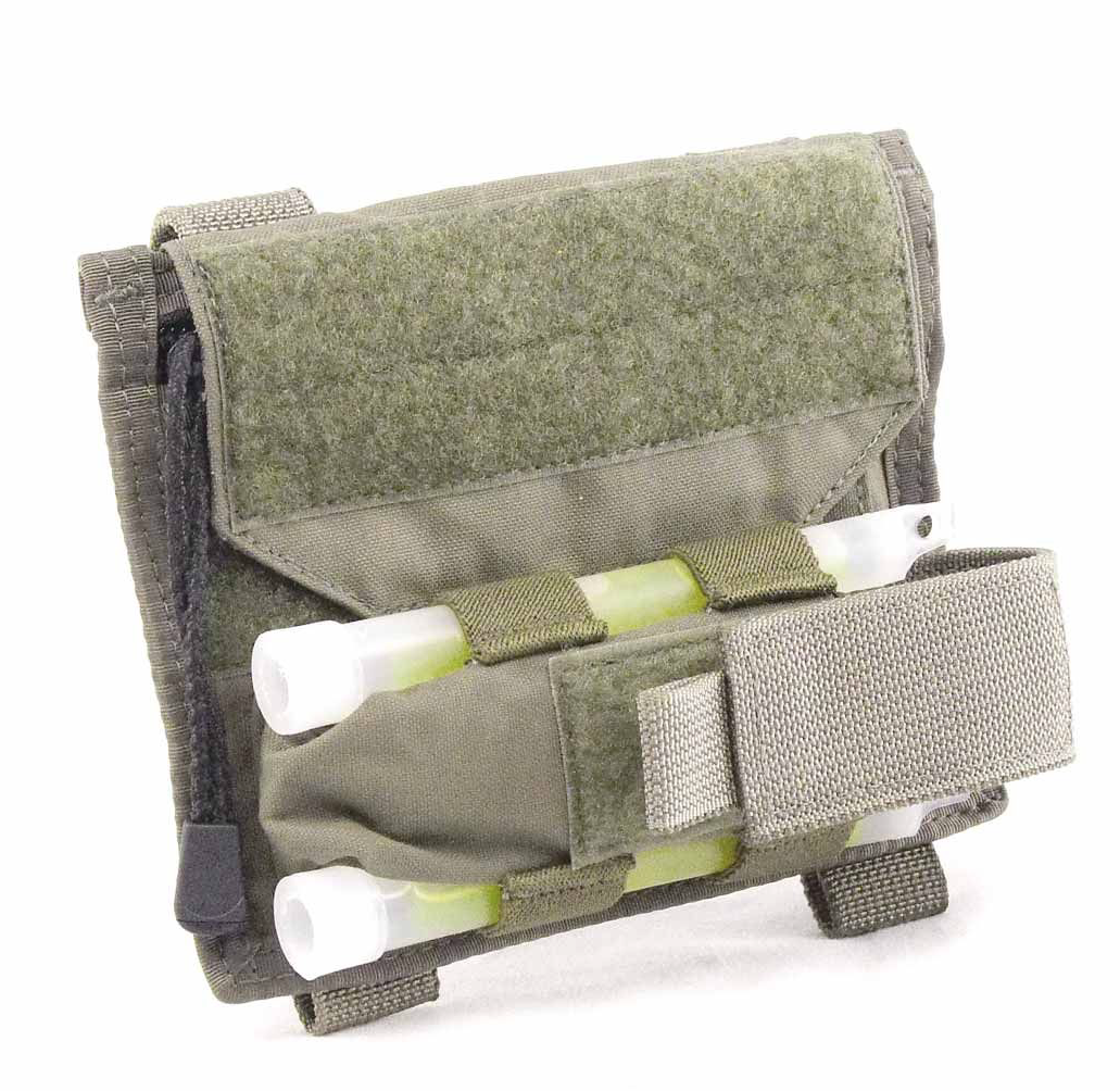 T A G Molle Rampage Admin Pouch W Lid